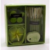 Incense Gift Set Lemon