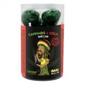 Euphoria Lollipops Cannabis And cola (10 x 12g)