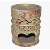 3 1/2in Soap Stone Oil Burner